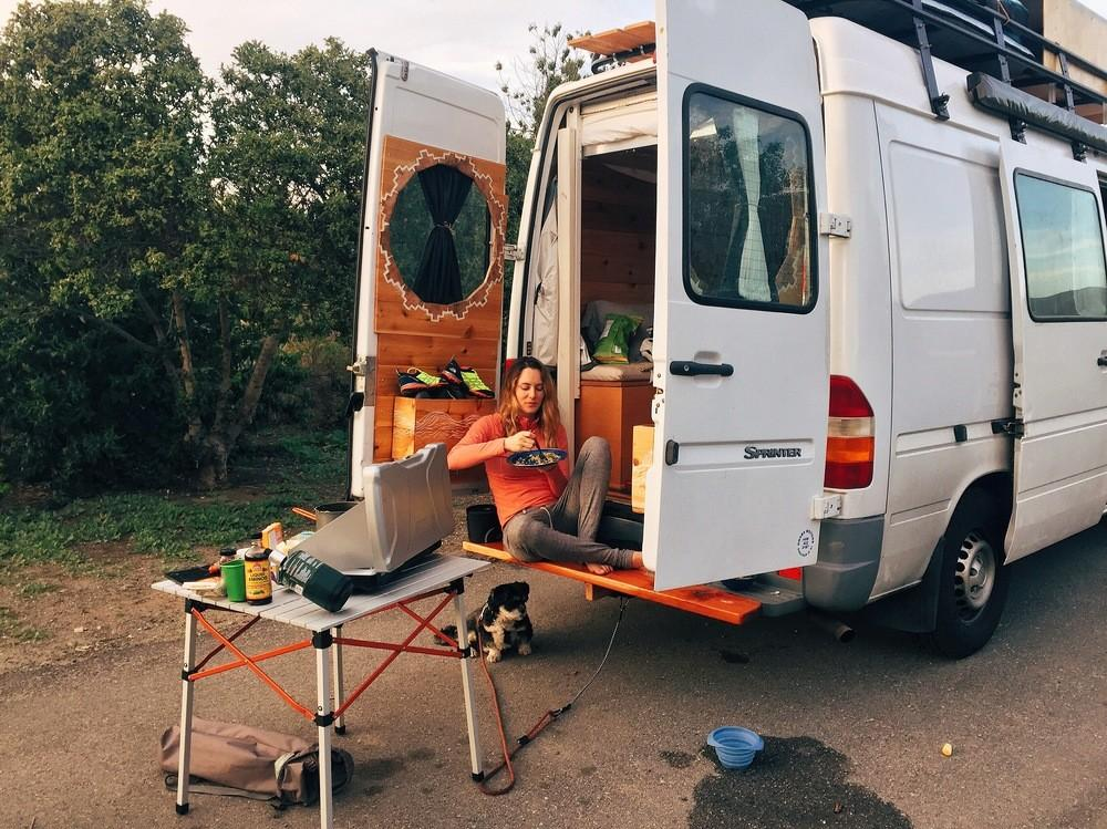 Guest Post Converting Sprinter Van Into Tiny Home