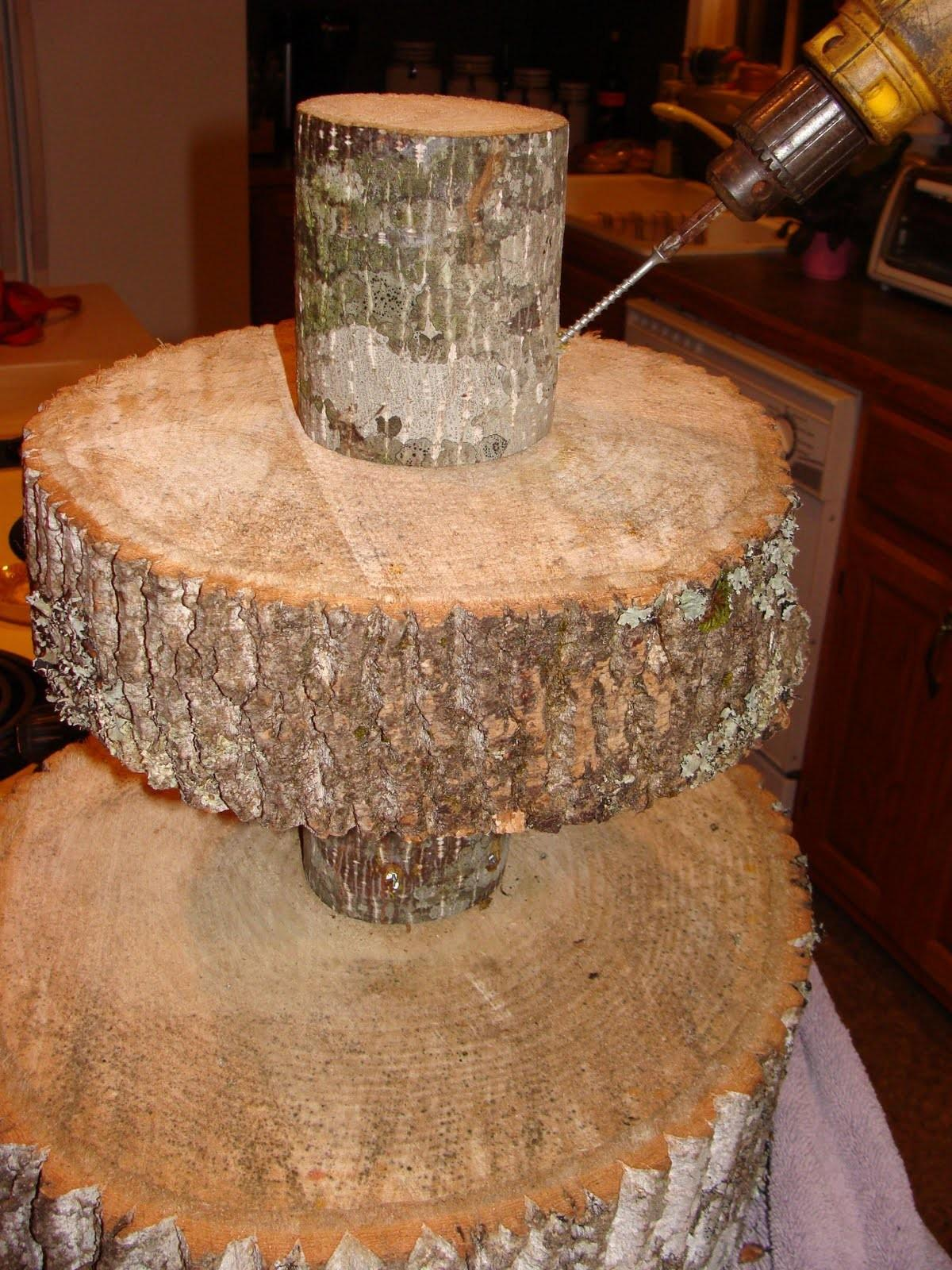 Guest Project Throw Rustic Wedding Make Diy Tree