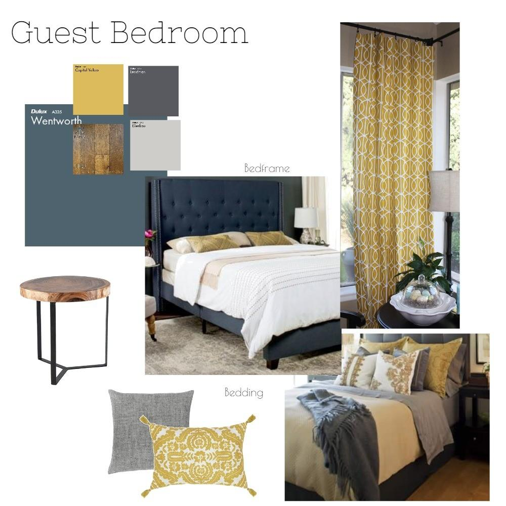 Guest Room 1st Floor Style Sourcebook