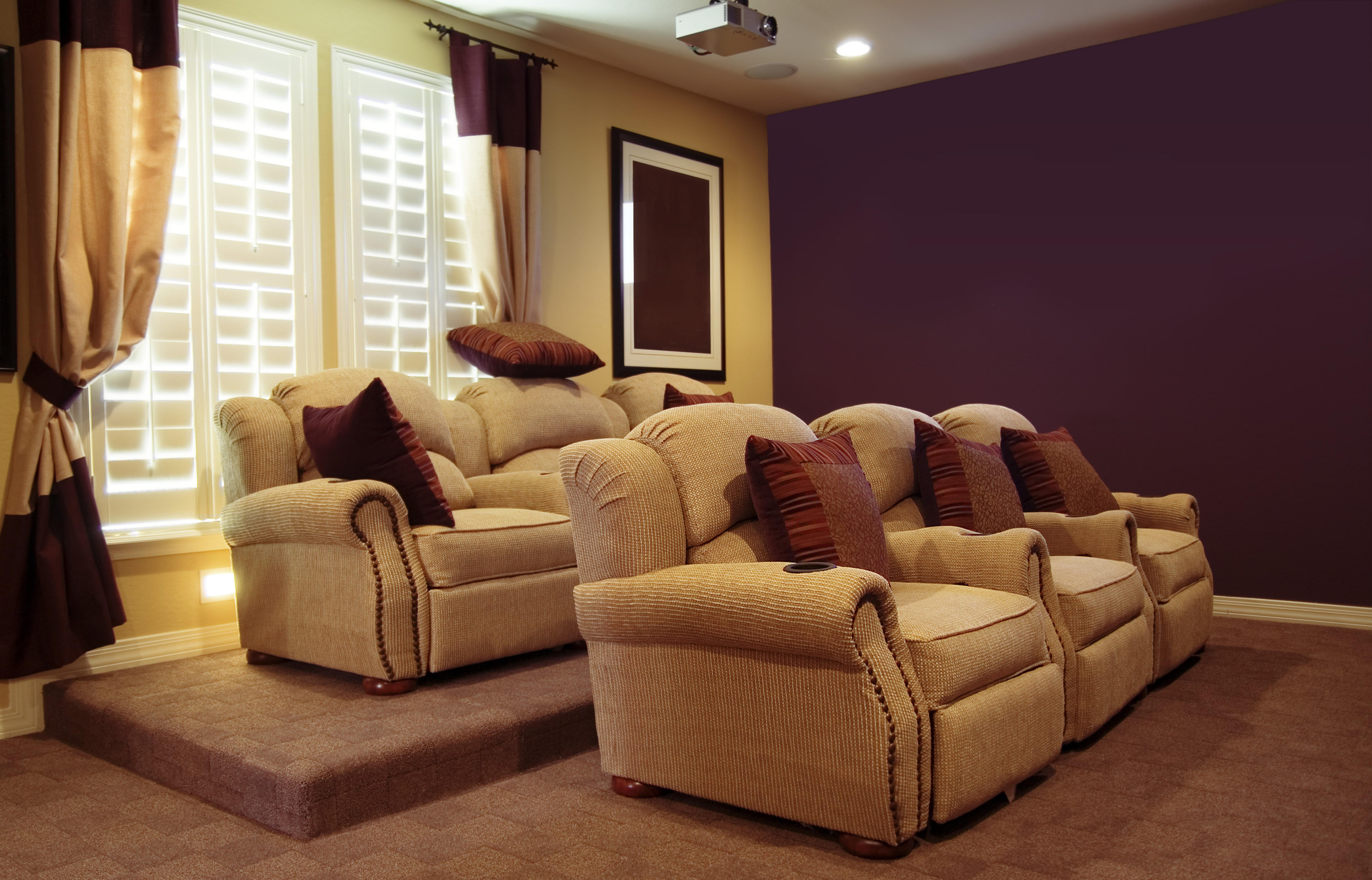 Guide Building Home Theater Stage Room