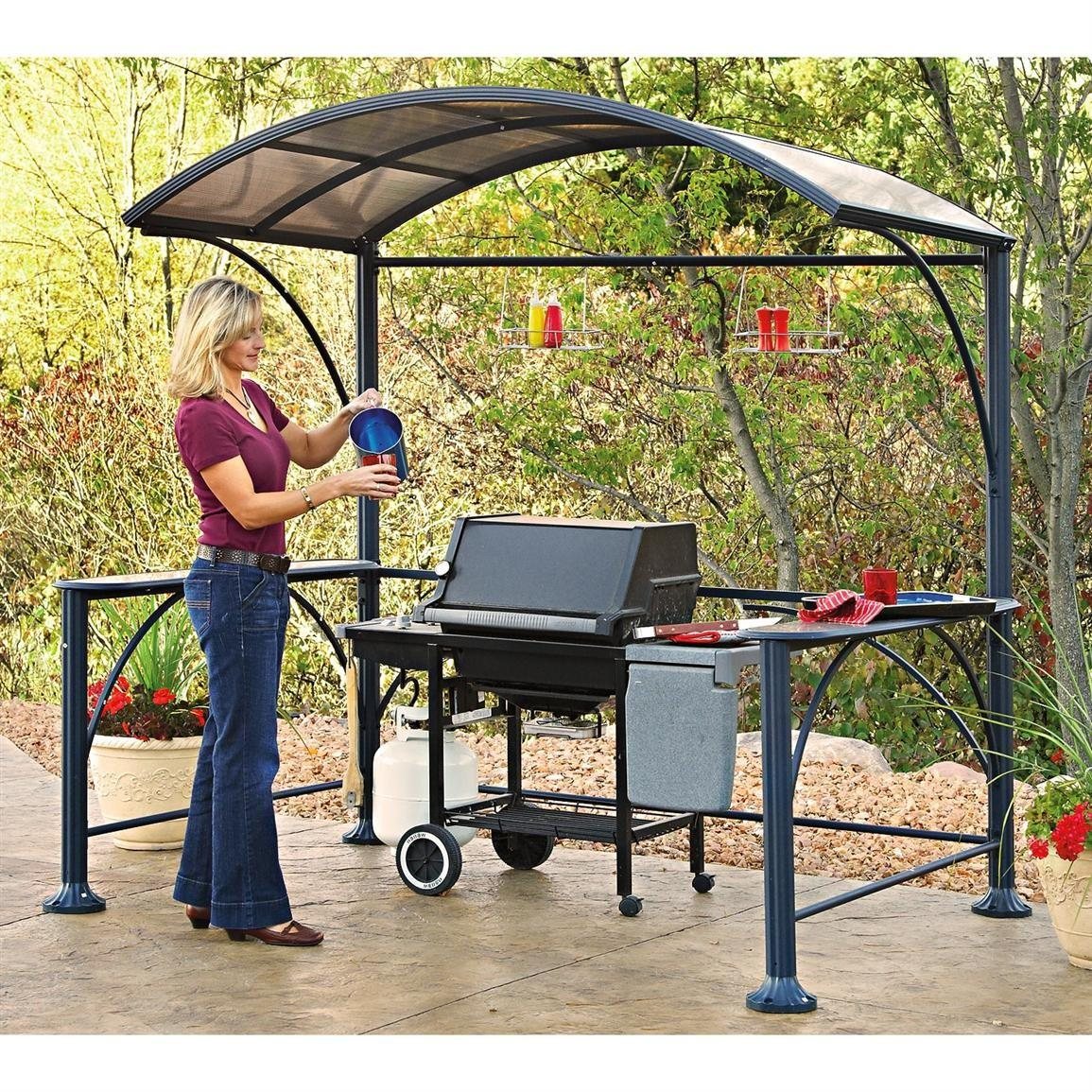 Guide Gear Backyard Grill Gazebo Gazebos