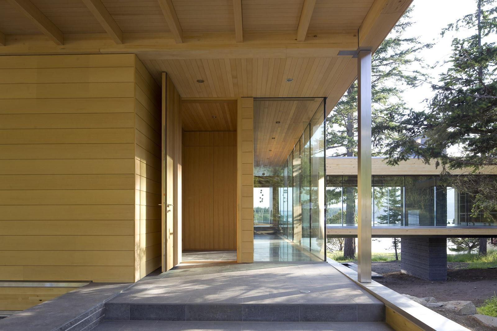 Gulf Islands Residence Rufproject
