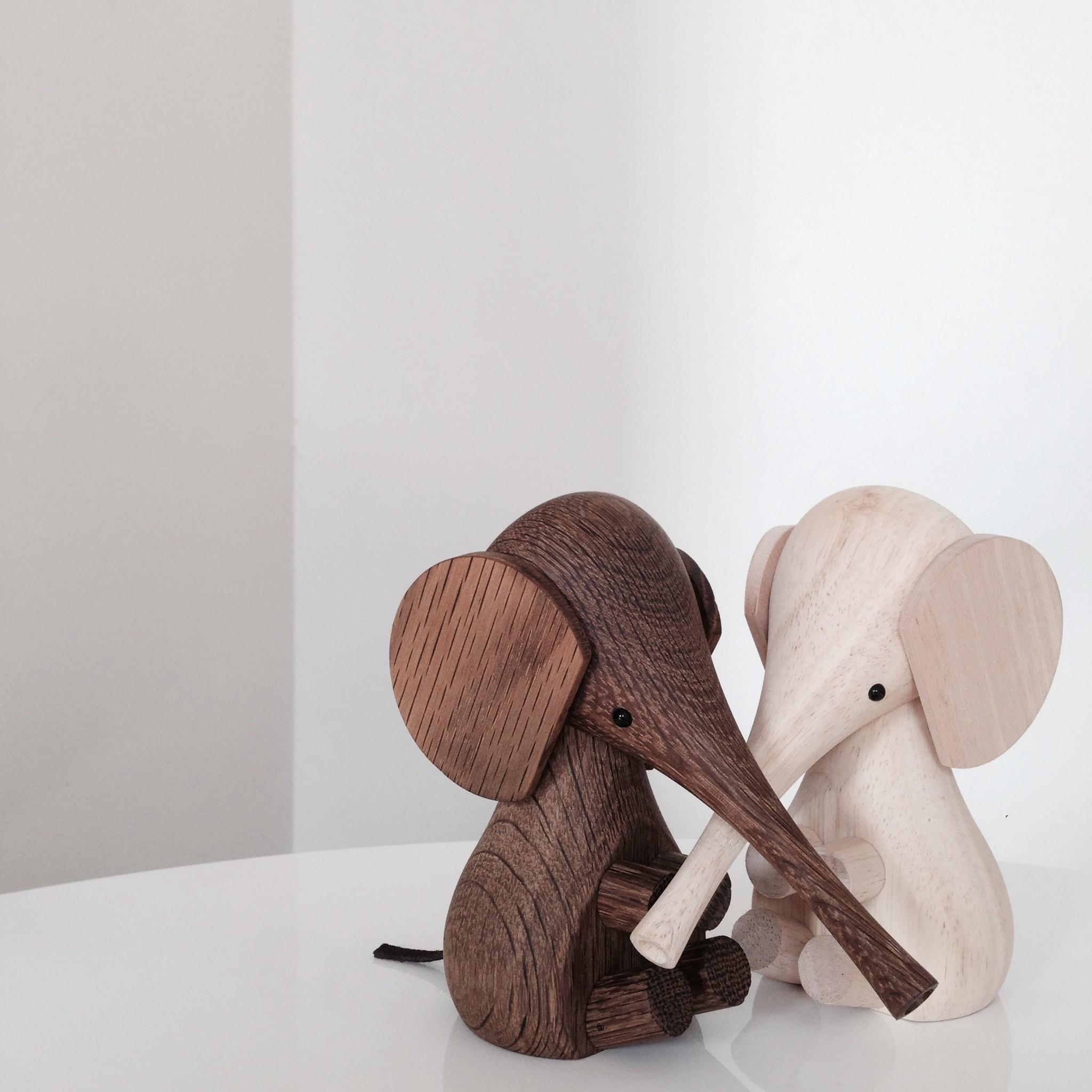 Gunnar Rning Collection Lucie Kaas Baby Elephant