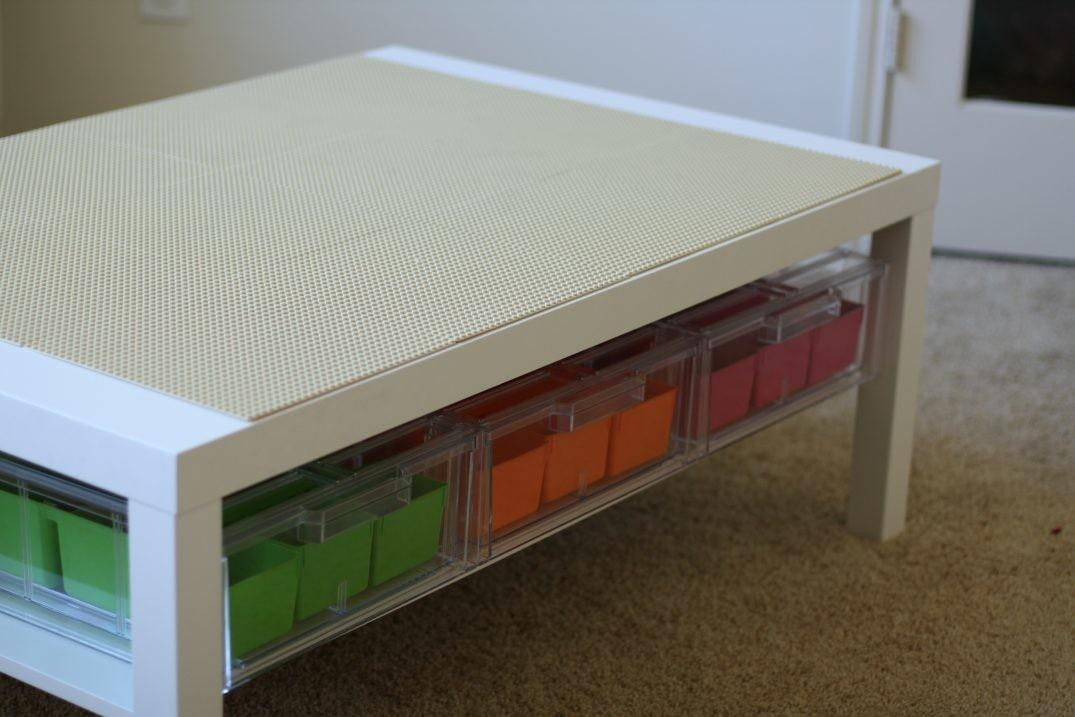 Hack Diy Lego Table Fancy Ashley