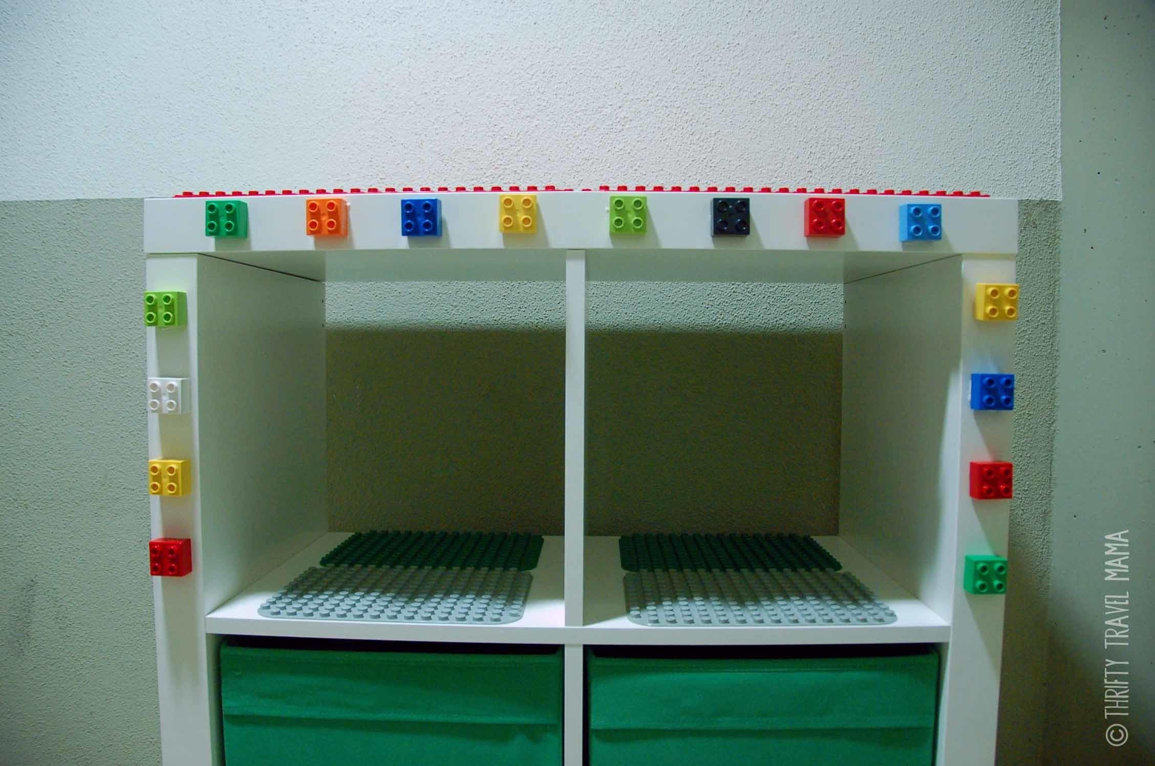 Hack Expedit Lego Duplo Table Storage Thrifty