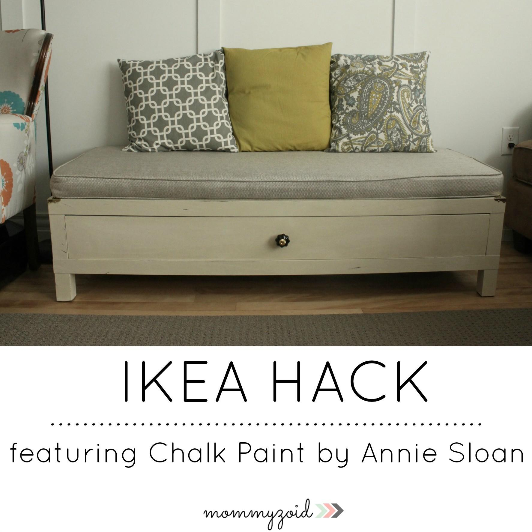 Hack Featuring Chalk Paint Annie Sloanmommyzoid