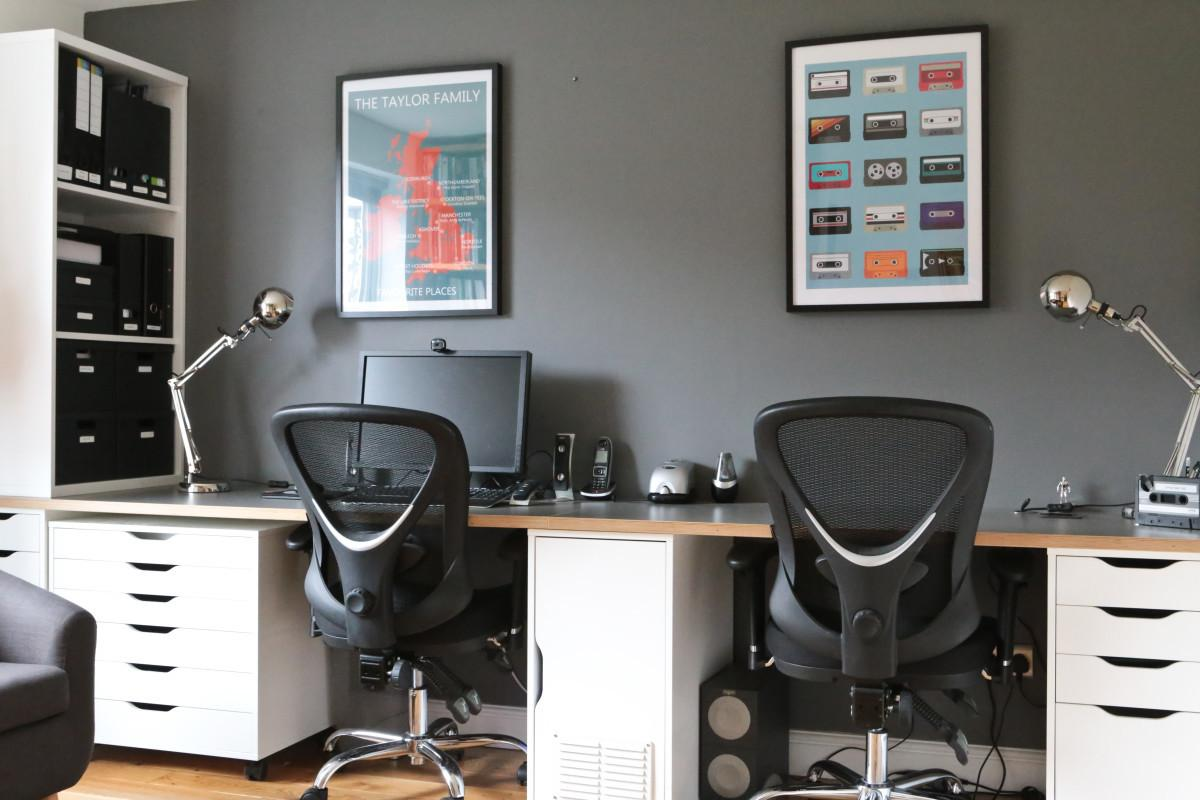 Hack Home Office Study Create