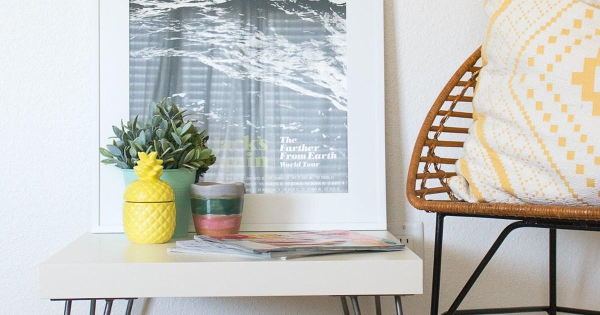 Hack Make Minute Side Table Curbly