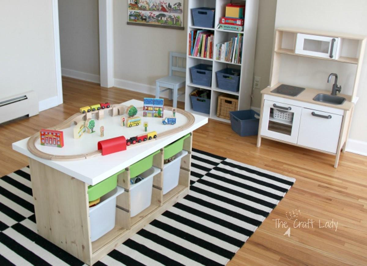 Hack Playroom Table Hacks Very Best