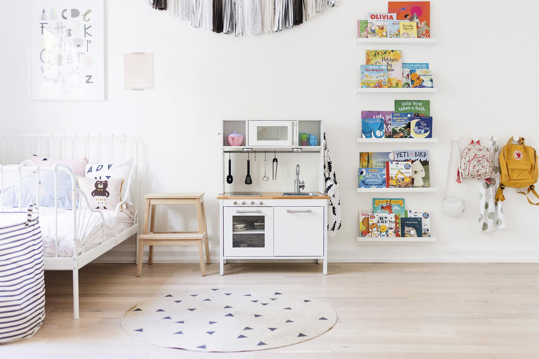 Hack Scandinavian Inspired Play Kitchen Happy