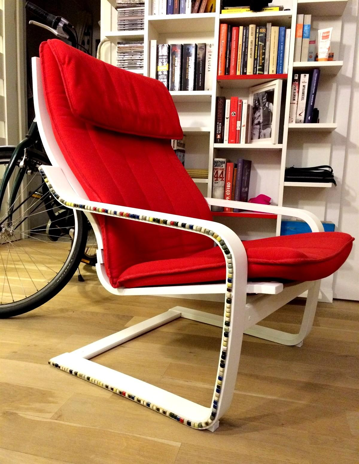 Hackers Poang Chair Upcycled Furniture
