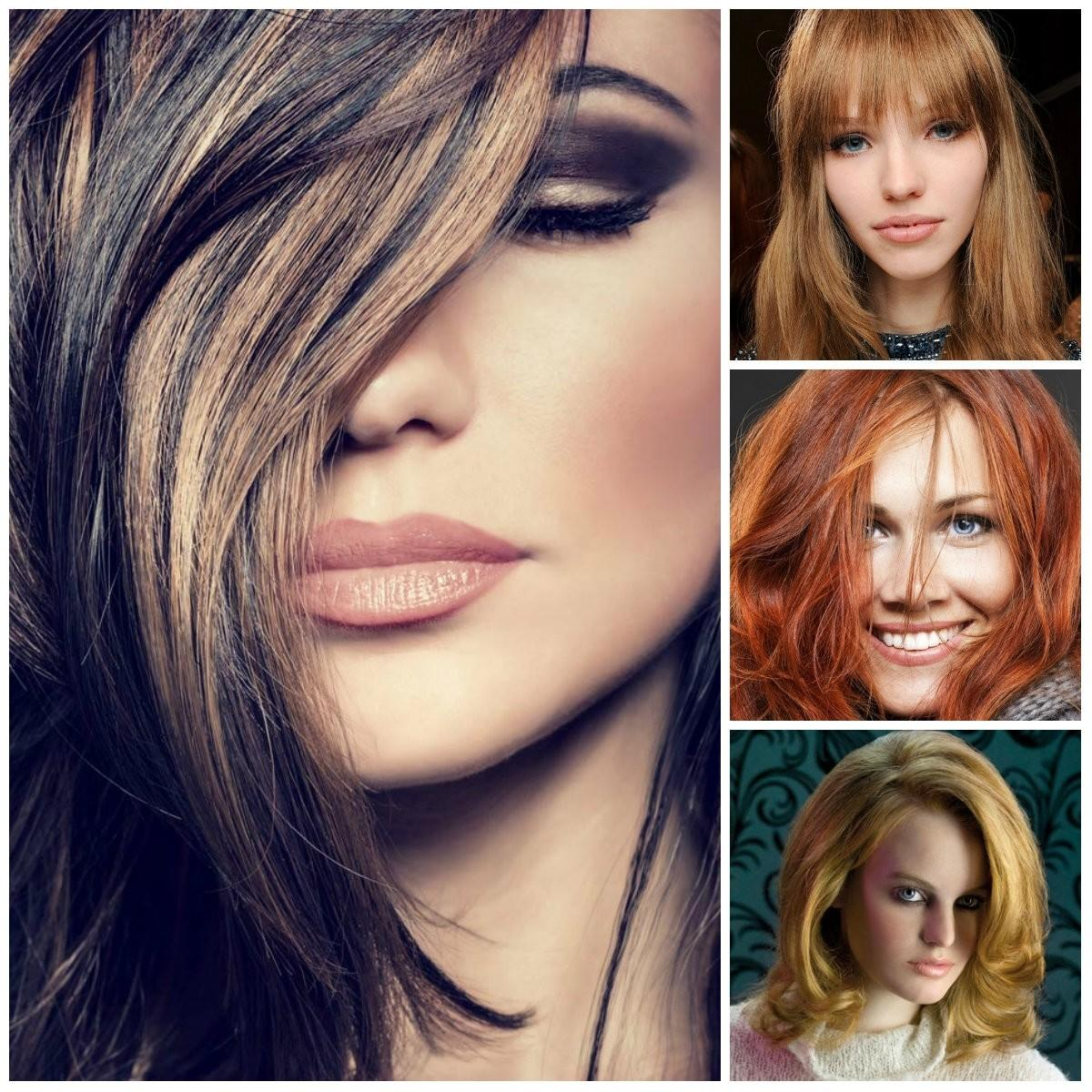 Hair Color Trends Fall Winter 2017 2016