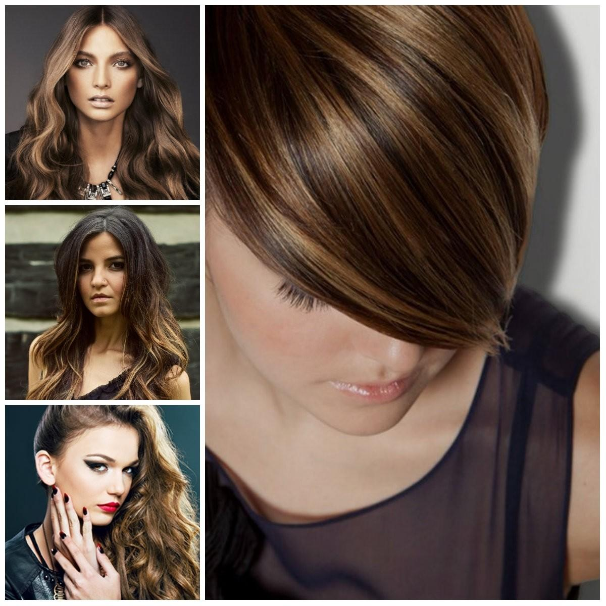Hair Colors Fall Winter 2017 Hairsstyles