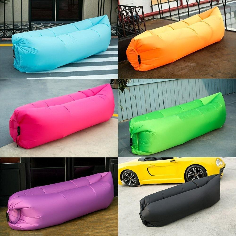 Hake Inflatable Couch Lounger Outdoor Sofa