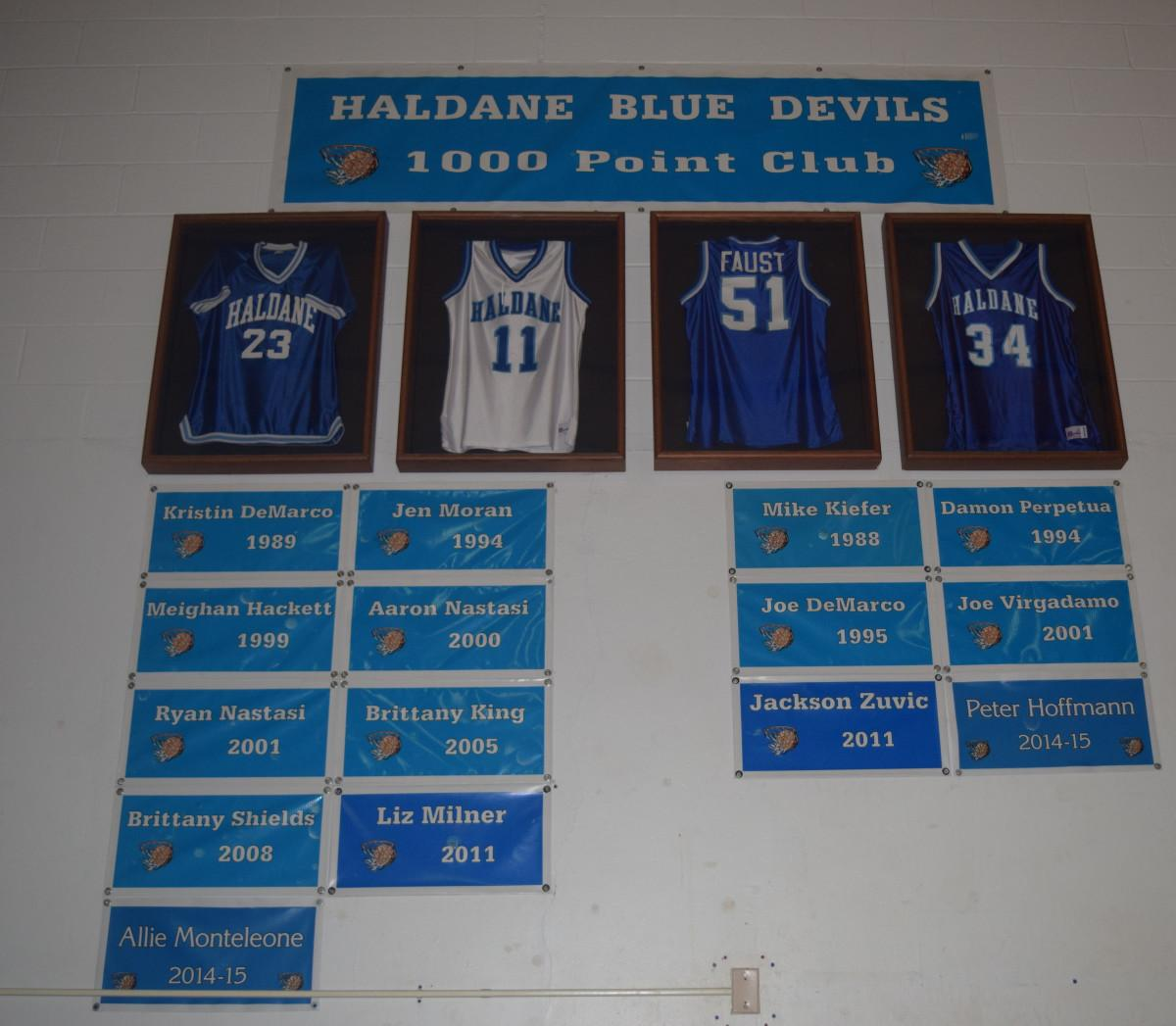 Hall Fame Hold Highlands Current