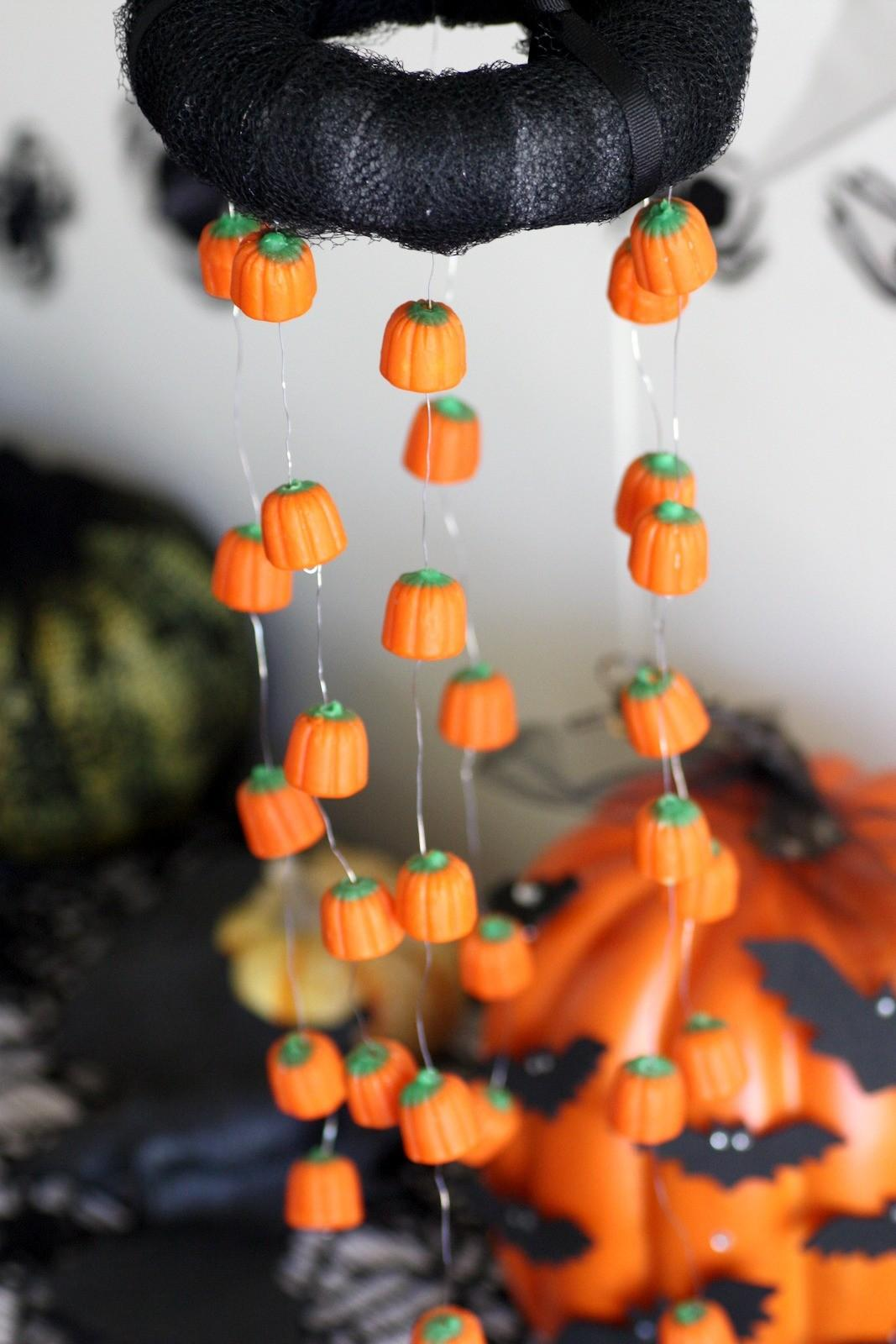 Halloween Candy Chandelier Diy Catch Party
