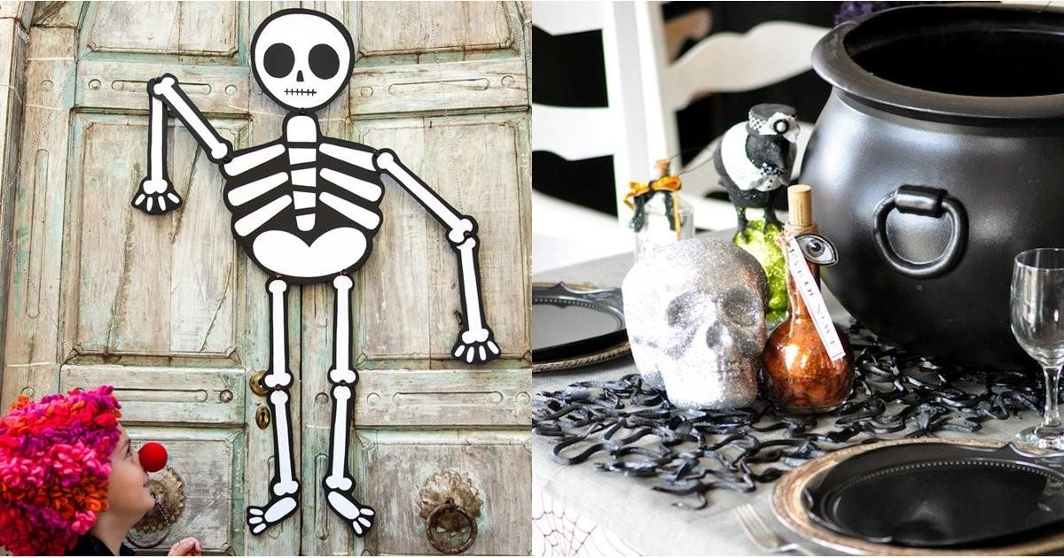 Halloween Decorating Ideas Inspiration Popsugar Moms