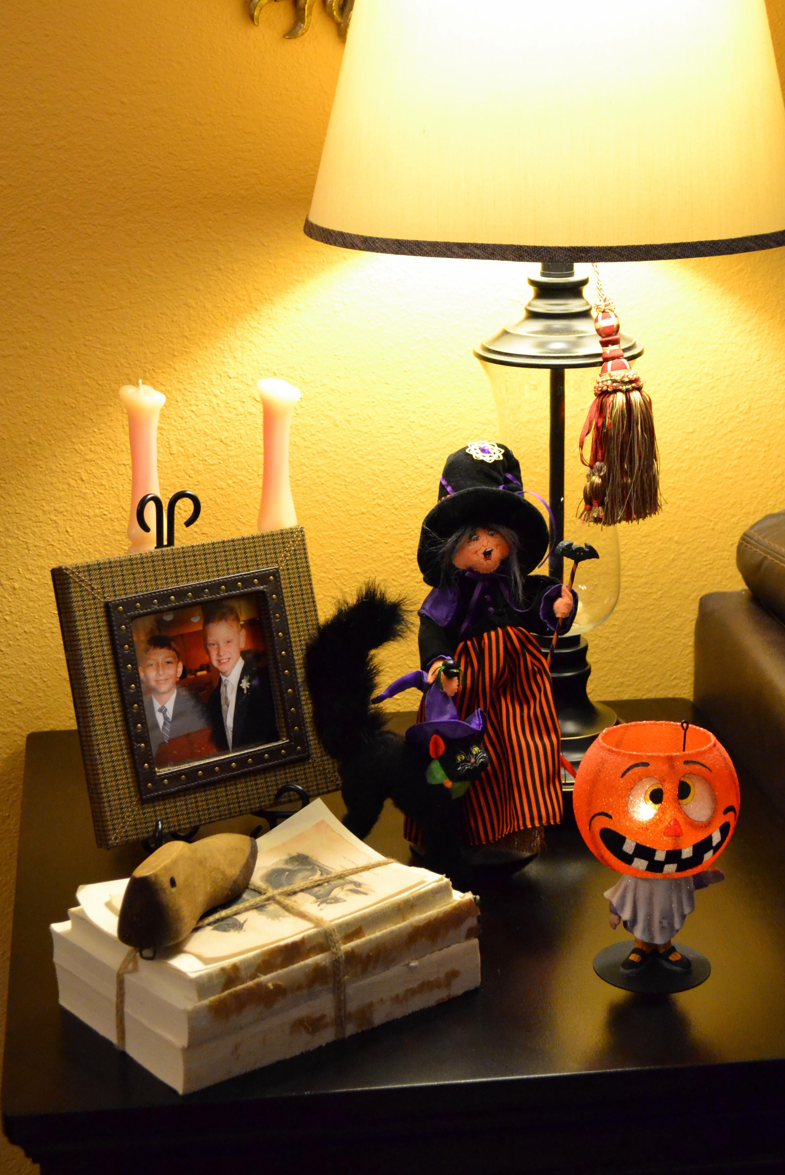 Halloween Decorating Ideas Living Room Execid