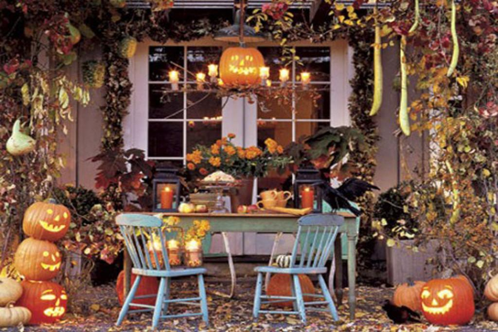 Halloween Decorating Ideas Living Room Trees Witch