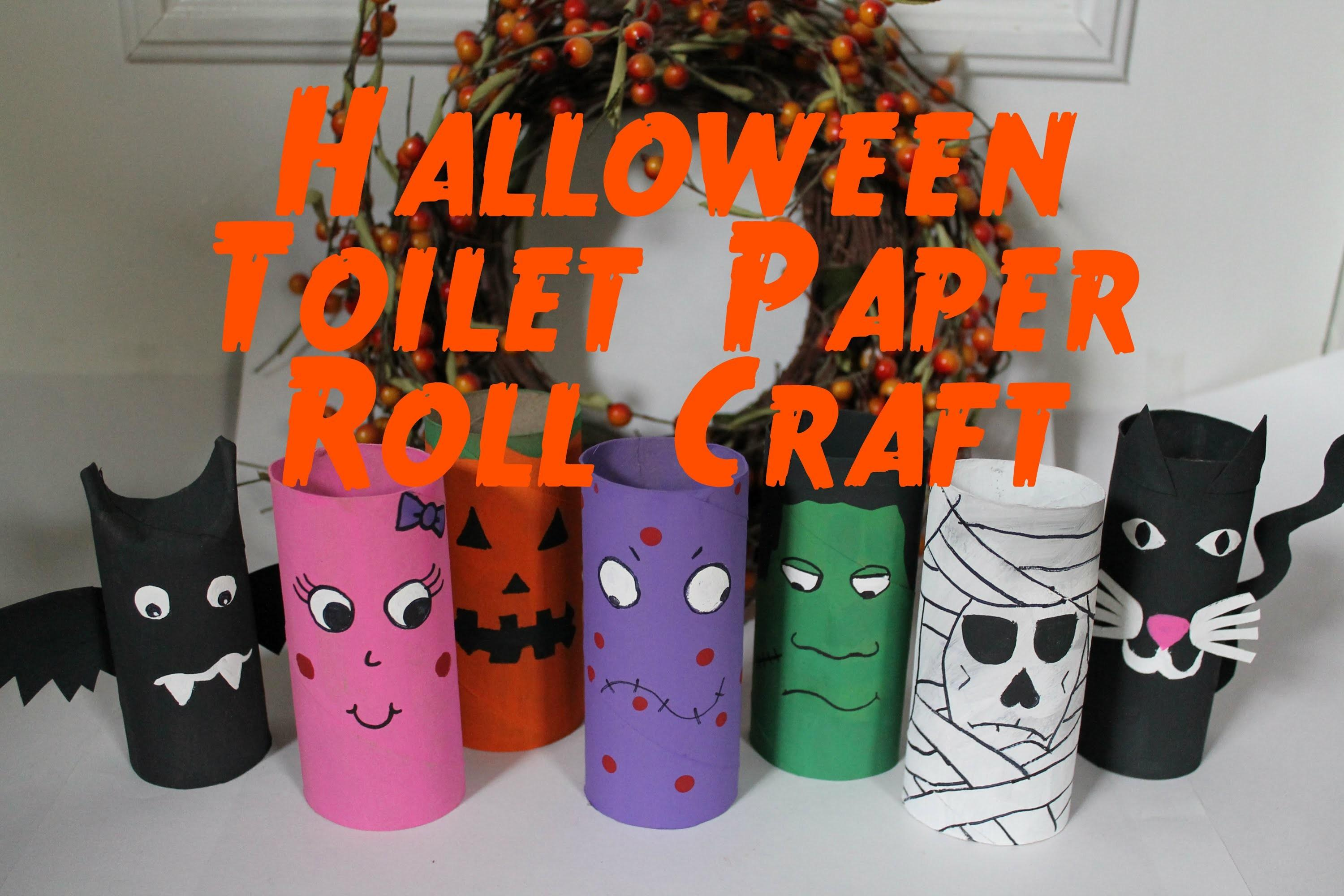 Halloween Decorations Diy Recycled Materials Blog