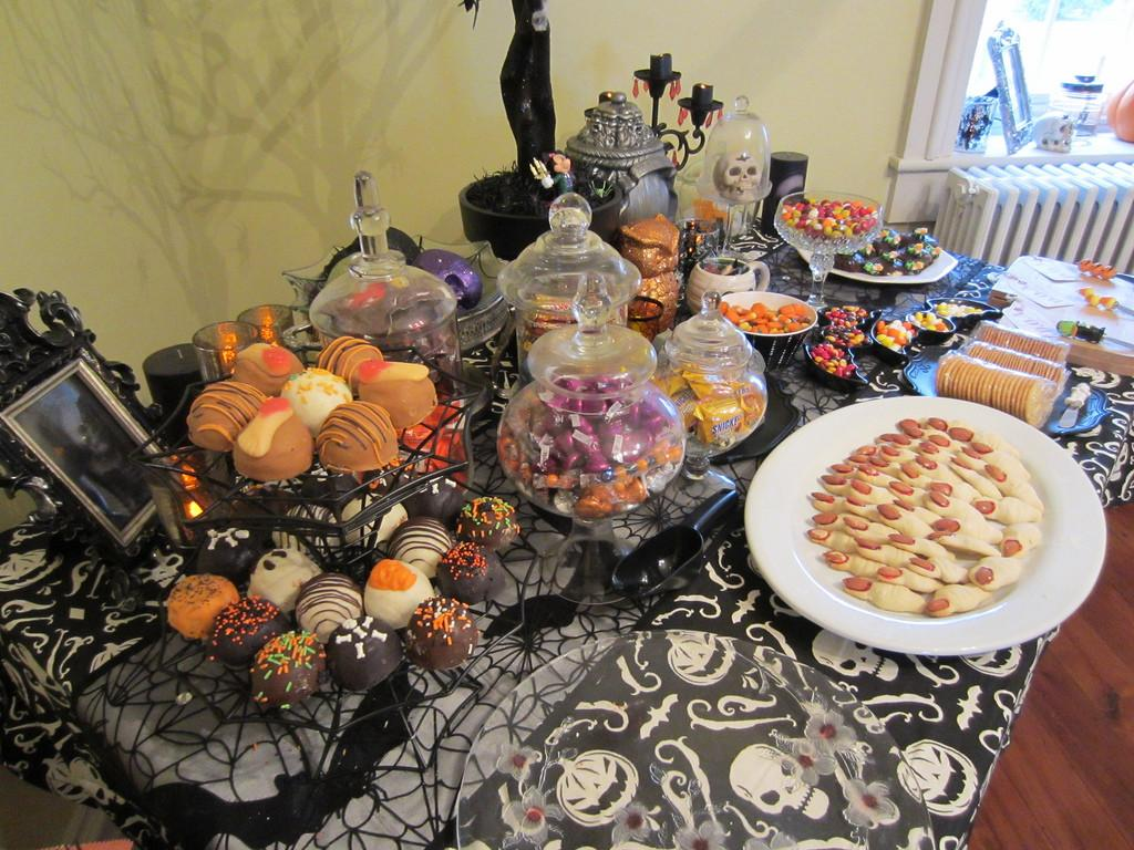 Halloween Food Decorations Ideas Impress Your Guest