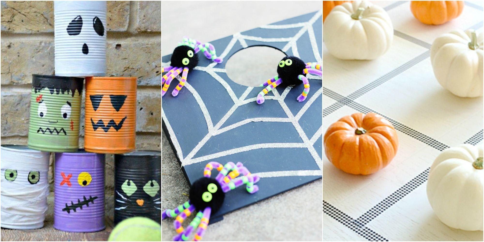 Halloween Games Your 2016 Party Diy