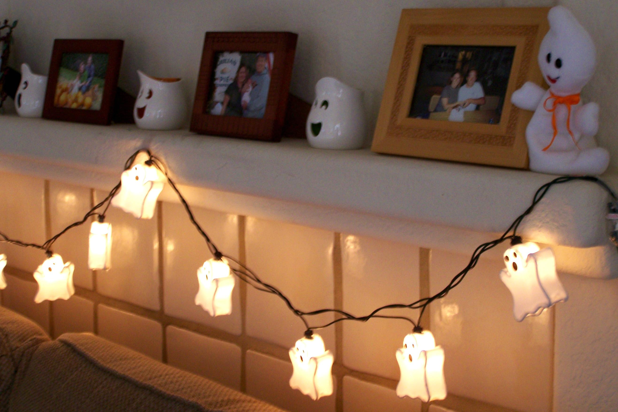Halloween Ghost Lights Festival Collections