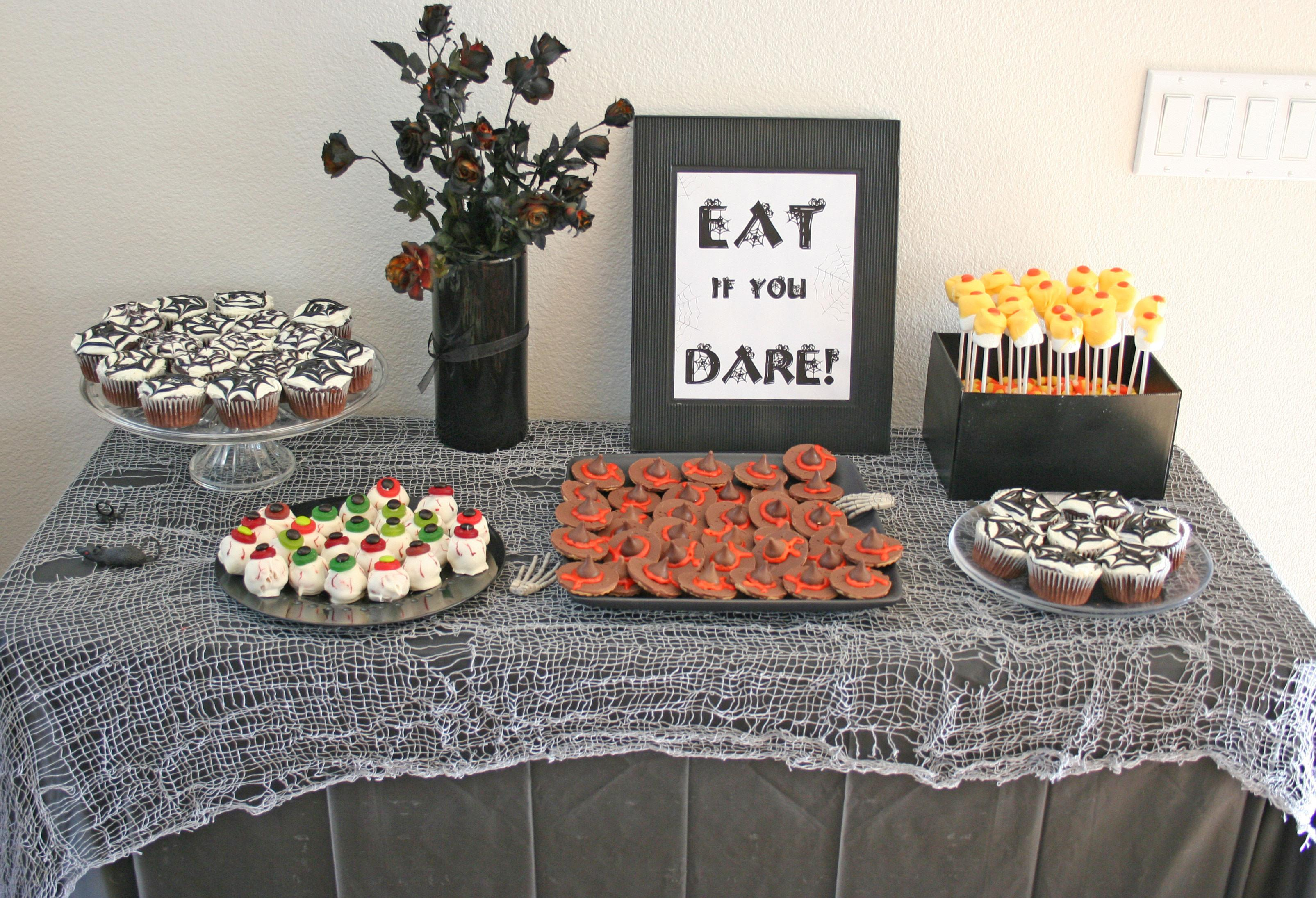 Halloween Party Decorations Photograph Diy