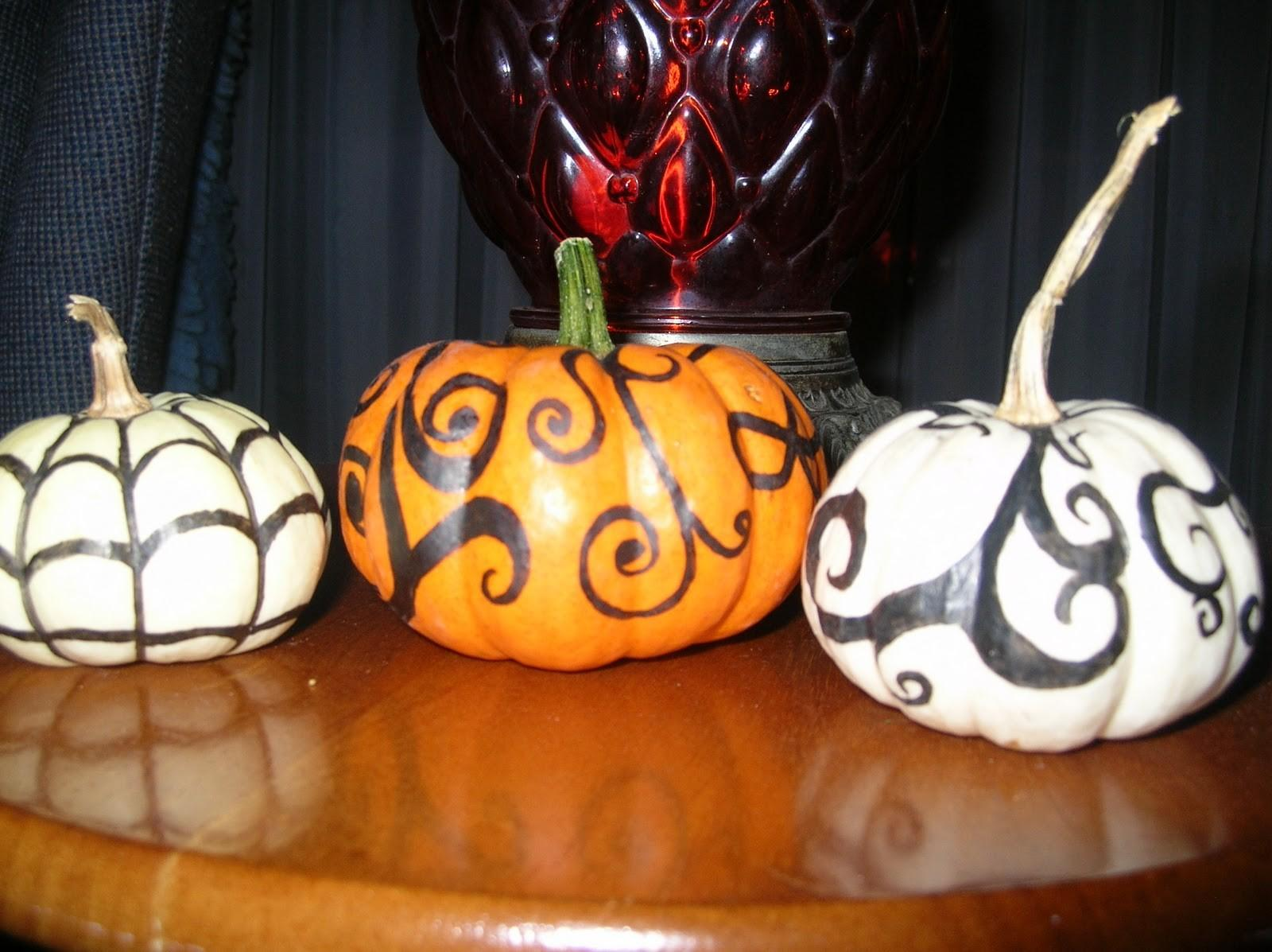 Halloween Pumpkin Decorating Ideas Cute Kitchentoday