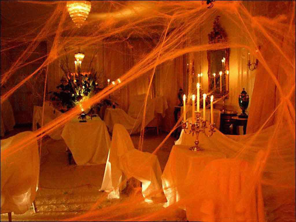 30 Upscale Halloween Living Room Decorating Ideas That Will