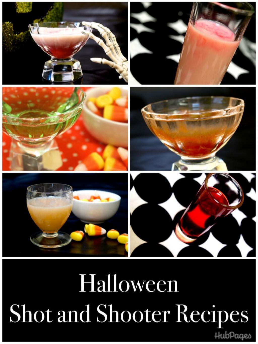Halloween Shot Shooter Recipes Hubpages