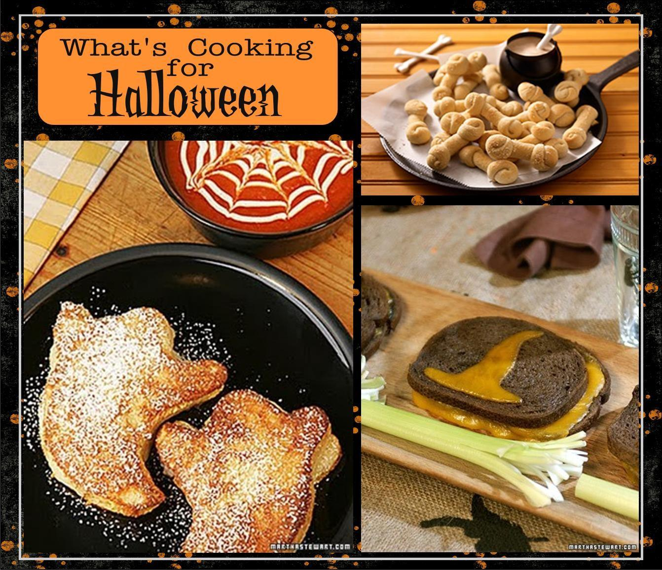 Halloween Themed Dinners Get All Recipes
