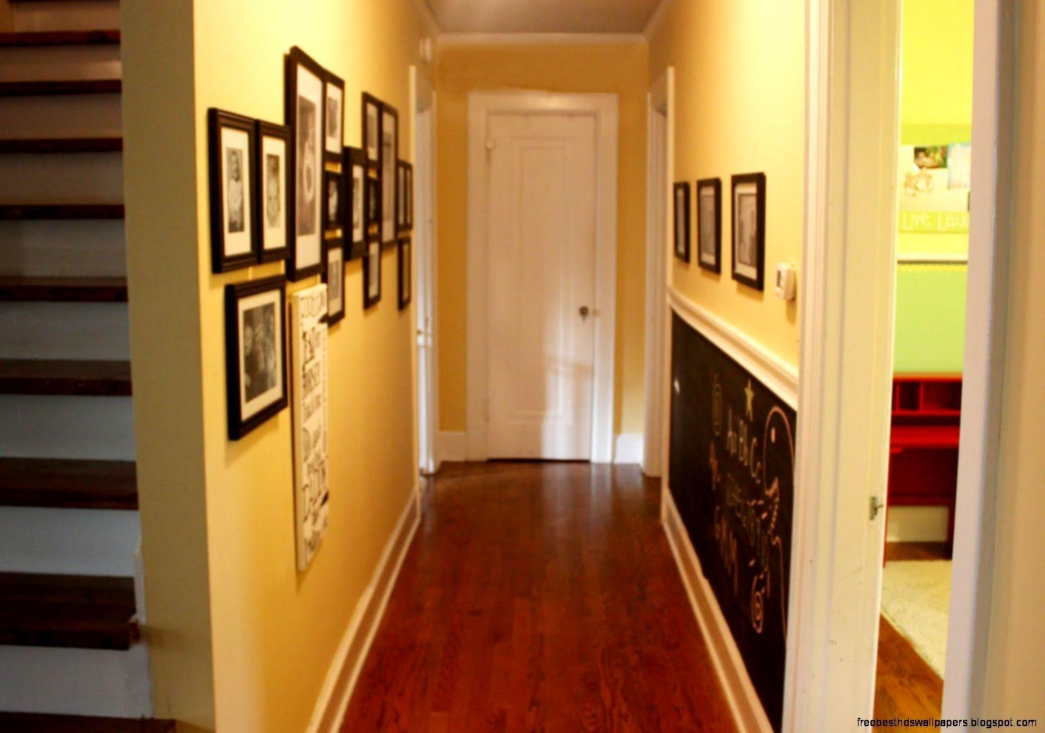 Hallway Wall Ideas Best