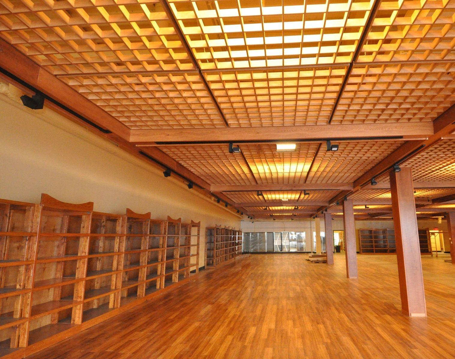 Hand Made Wood Ceiling Grid Zci Woodworks Custommade
