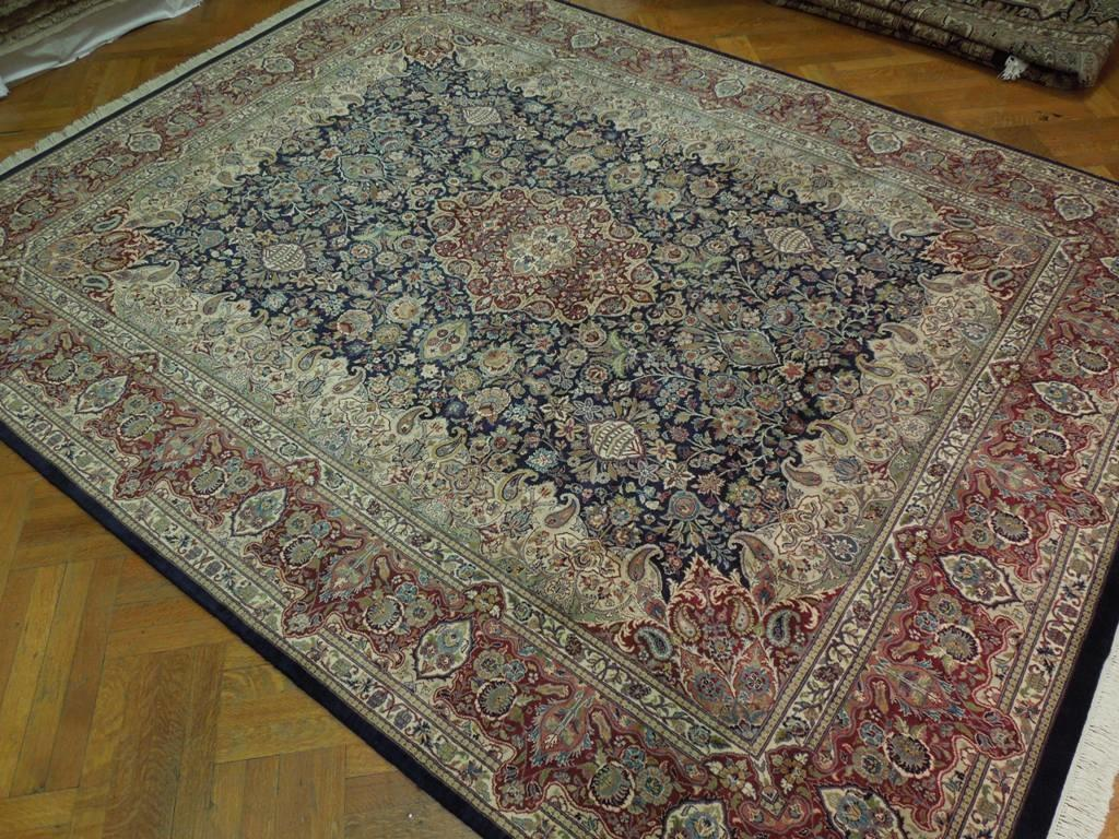 Hand Woven Master Signed High End Area Rug