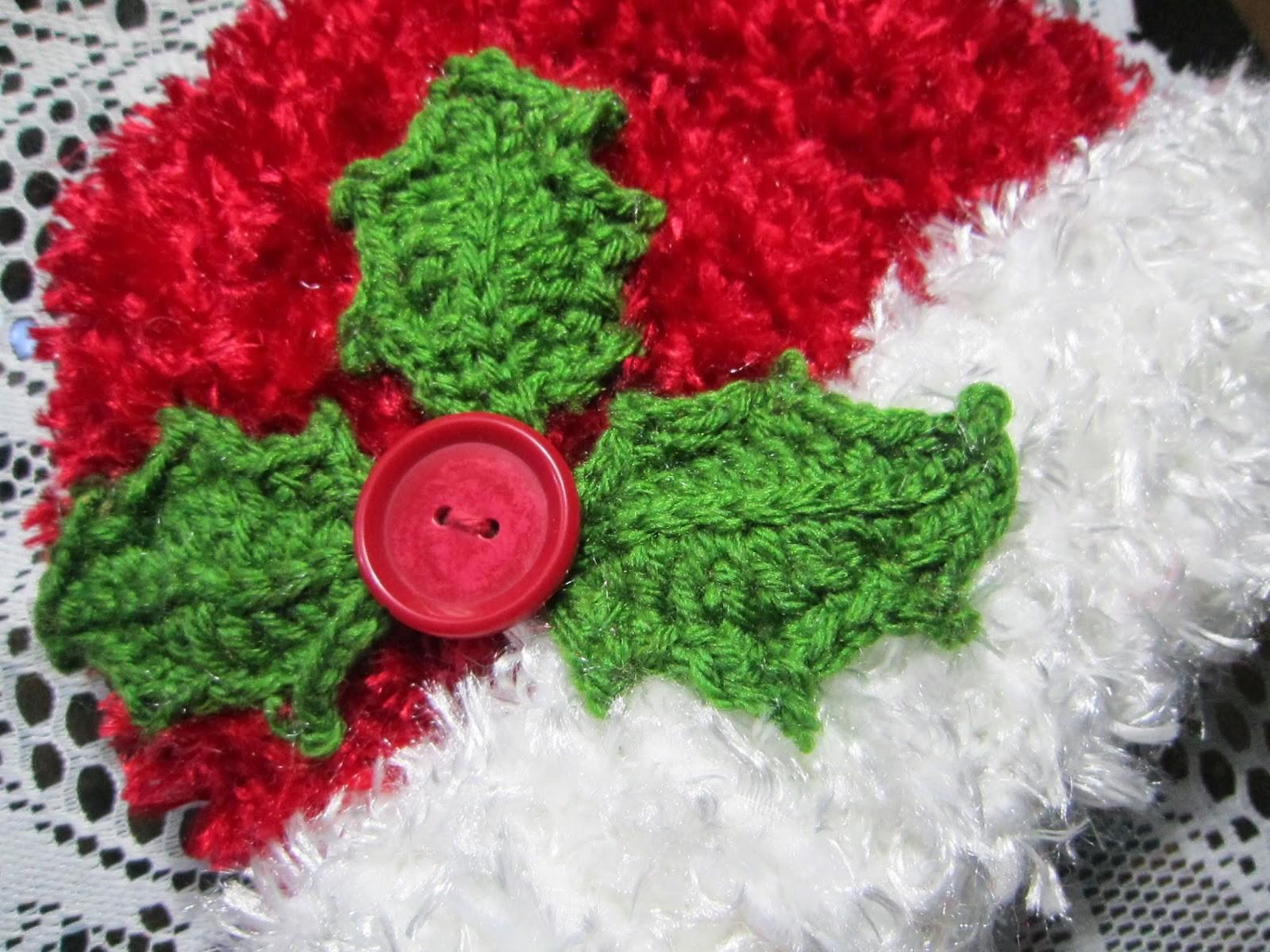Handcrafted Christmas Fuzzy Festive Knit