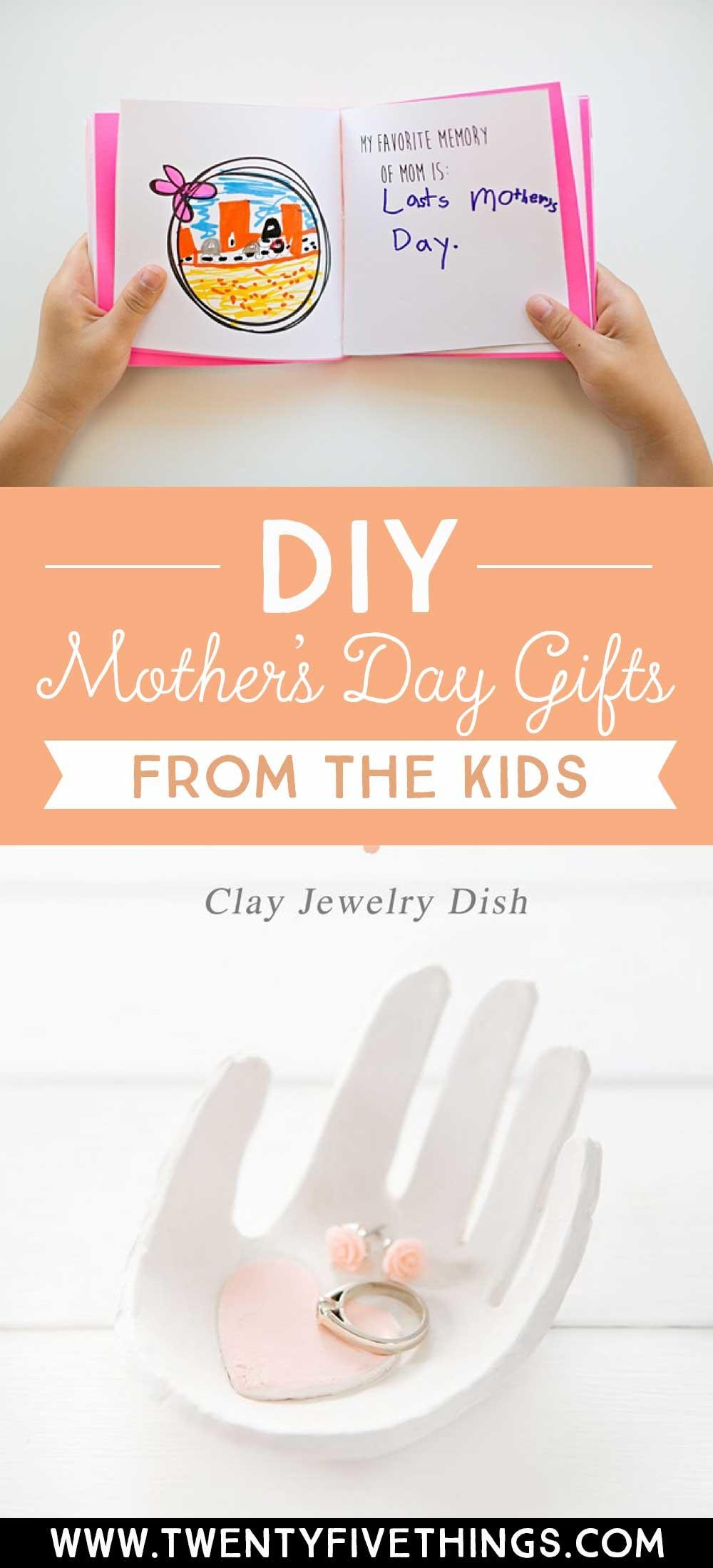 Handmade Gifts Mom Love Things Make Mother