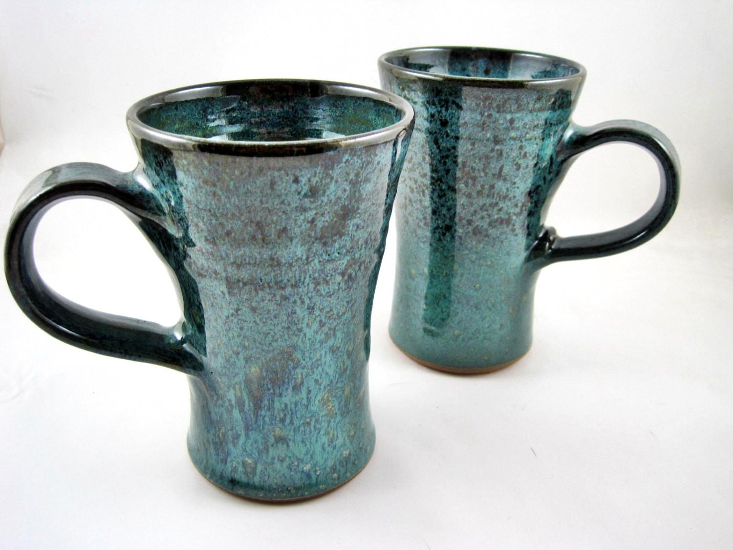 Handmade Mug Pottery Coffee Ceramic