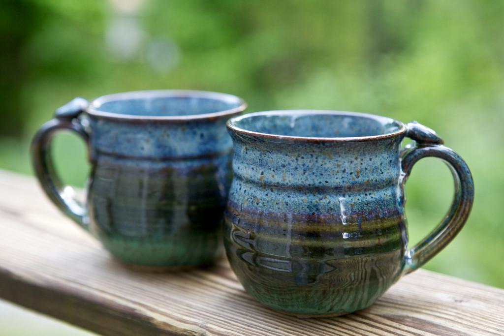Handmade Mugs Local Roots Wooster