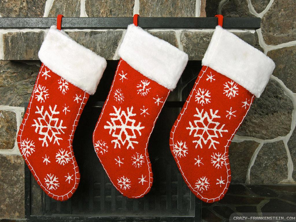 Hang Christmas Stockings Without Mantel Ark