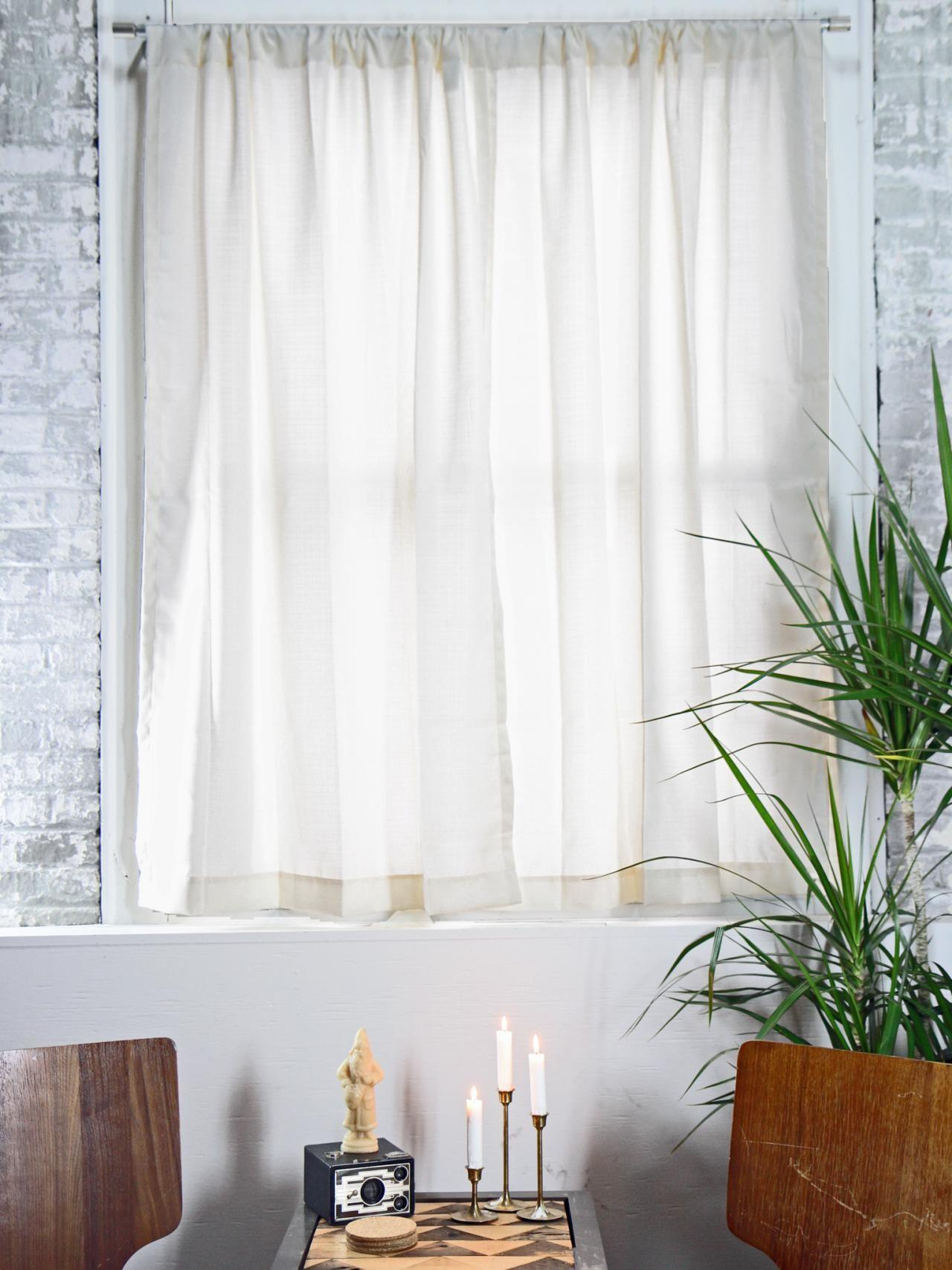 Hang Curtain Rods Tos Diy