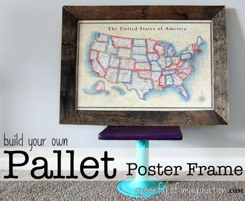 Hang Your Favorites These Diy Poster Frames