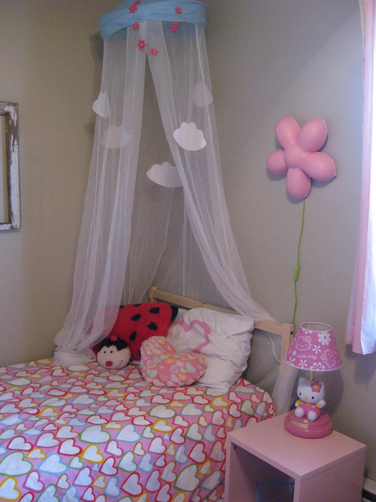 Hanging Bed Canopy Bedroom Decoration Ideas Along