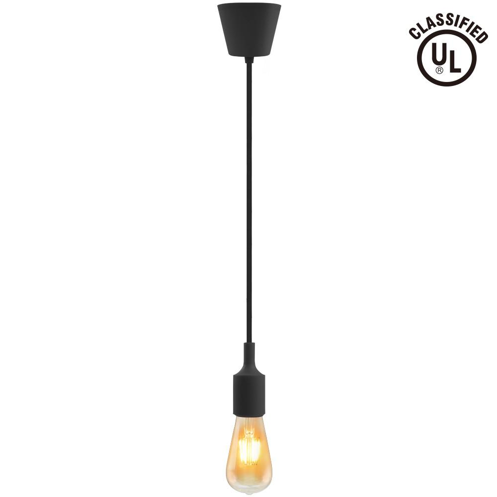 Hanging Cord Lights Wire Your Own Pendant Lighting Cheap