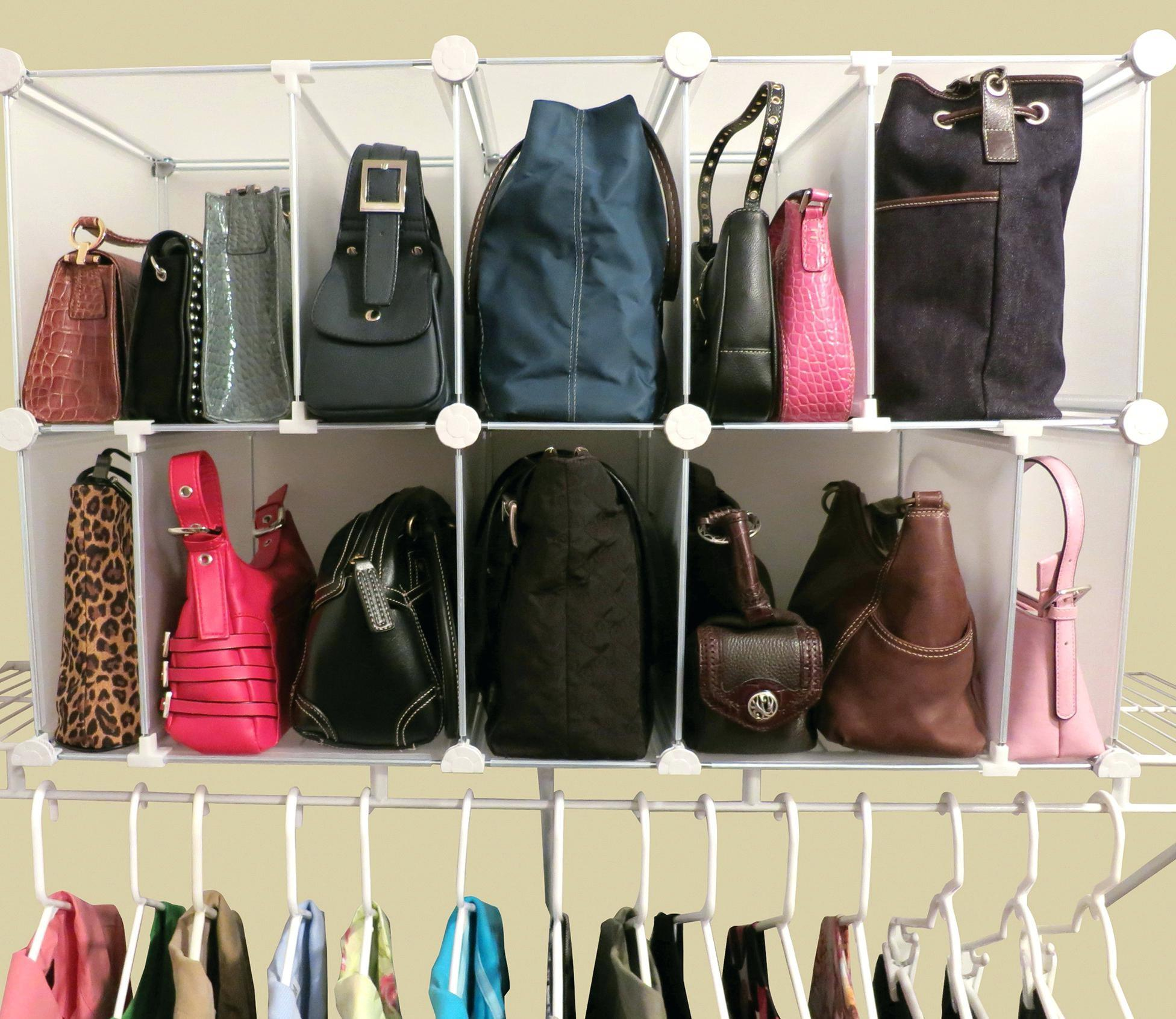 Hanging Handbag Storage Organiser Style Guru Fashion