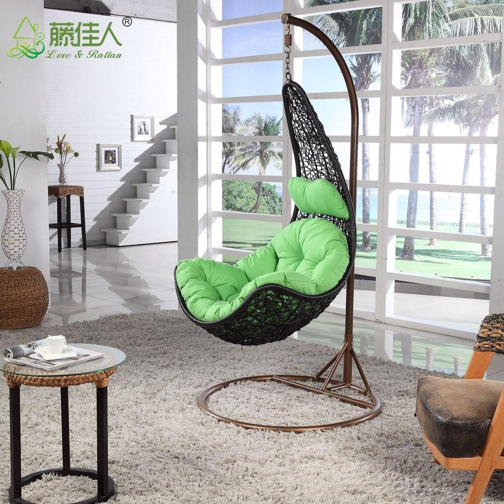Hanging Pod Chair Bedroom Swing Seat Living Room Home