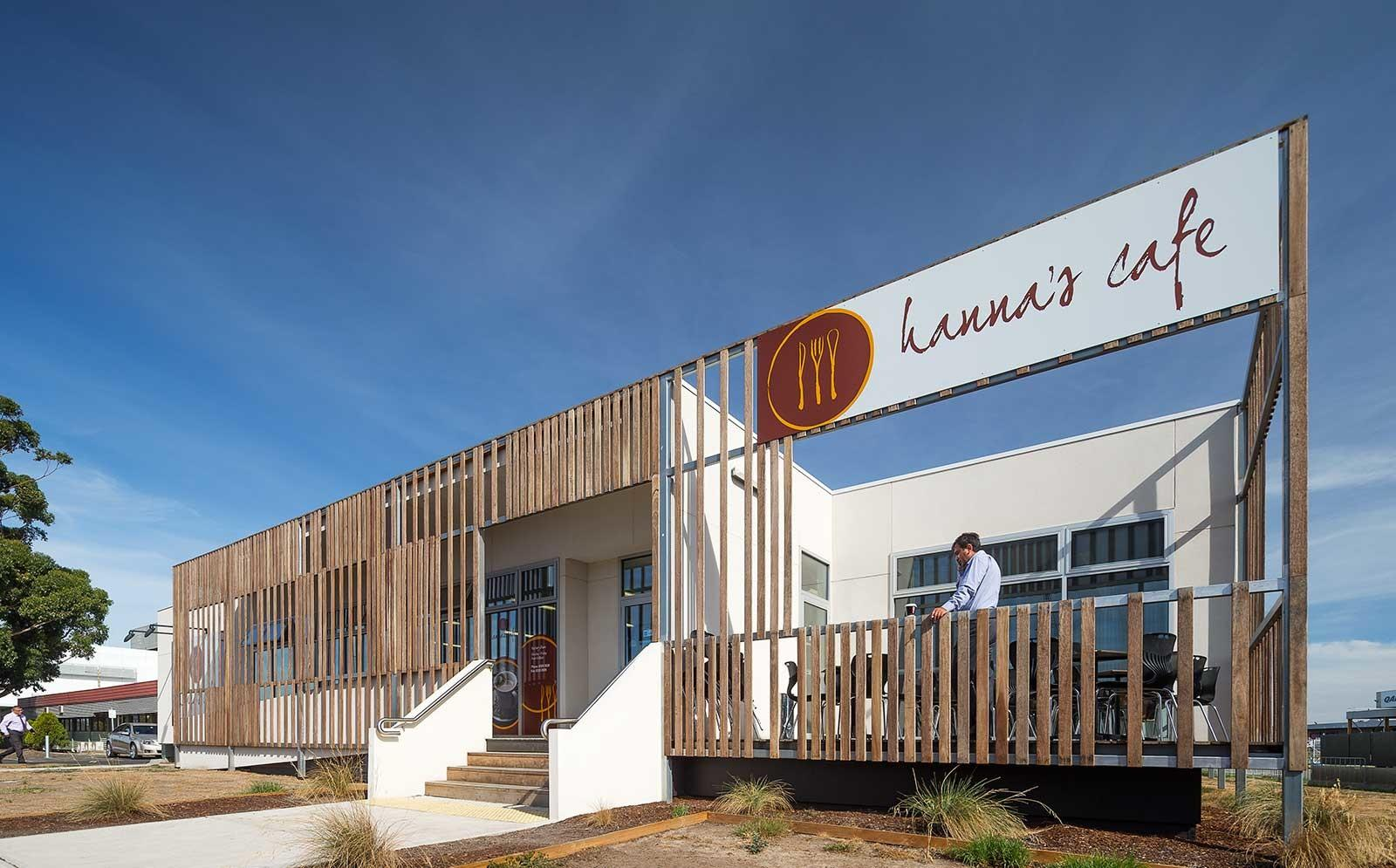 Hanna Caf Recently Completed Prebuilt Commercial