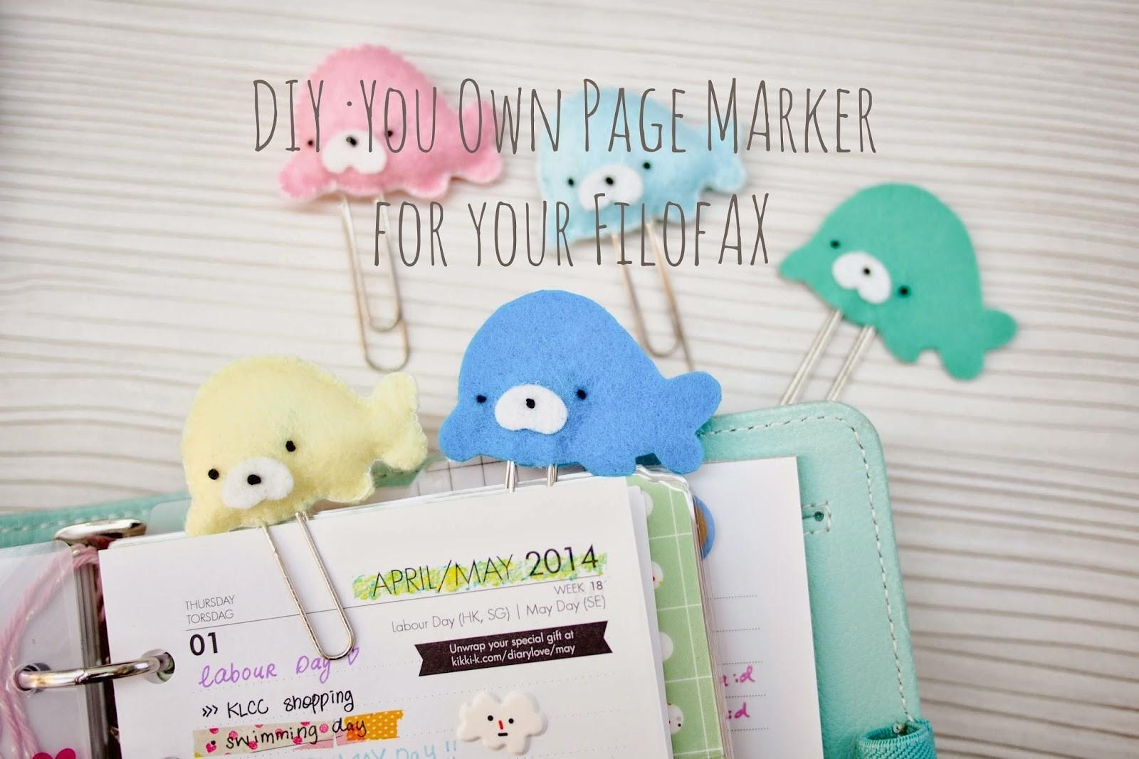 Happiness Scrappy Tutorial Diy Your Own Bookmark