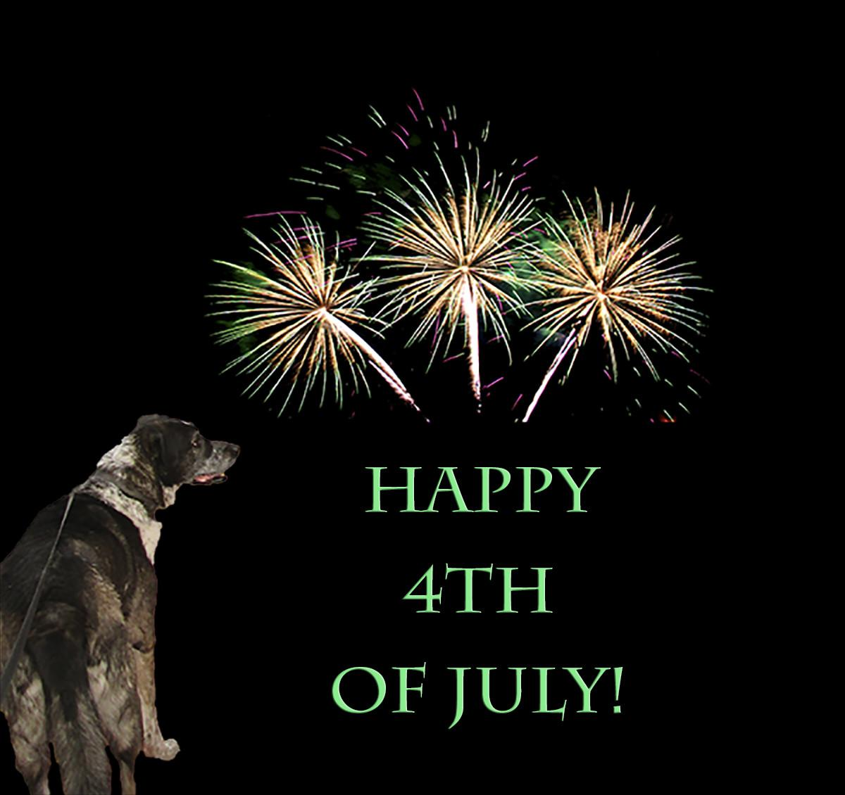 Happy 4th July Bongodogblog