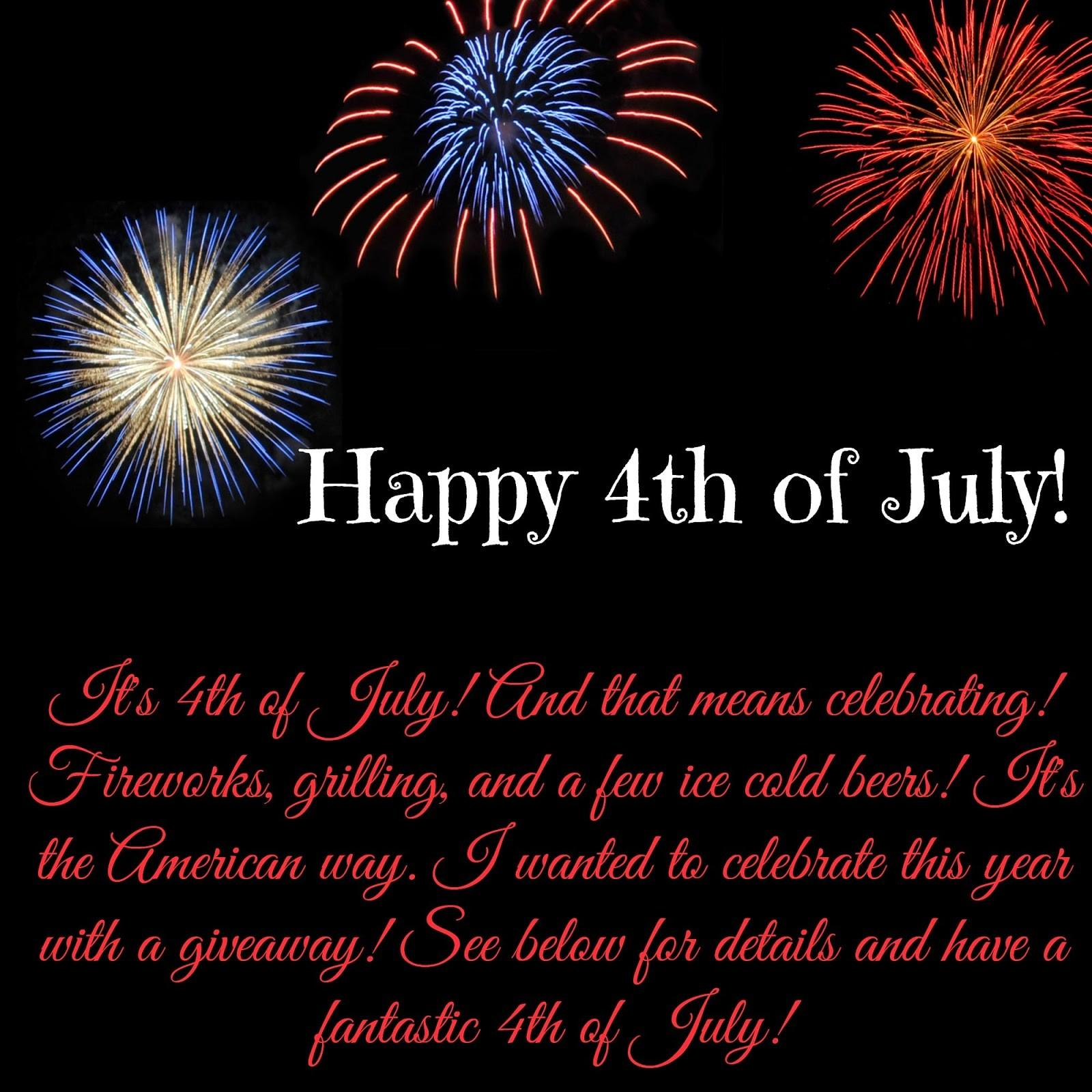 Happy 4th July Giveaway Unbound Pages
